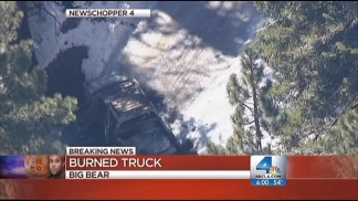 Search for Dorner Continues in Big Bear