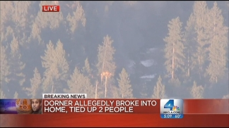 Fire Officials Told to Stand Down in Big Bear Cabin Fire