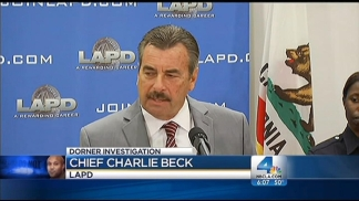 LAPD Chief Discusses Dorner Case Review