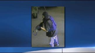 Armed Bank Robbery in Chino