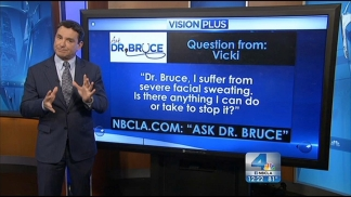 Ask Dr. Bruce: Mad Cow, Sweating and Warts