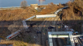 Investigation Underway Following Fatal Metro-North Derailment