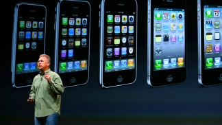 Raw Video: iPhone5 Unveiled