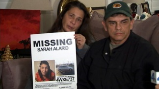 Parents Prepare to Search for Missing Daughter
