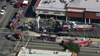 Car Crashes at Reseda Dental Office