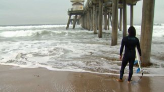 High Surf, Rip Currents Hit SoCal