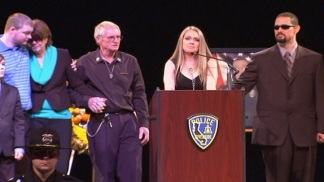 "Slain Officer's Widow: Life ""Seemed Like a Dream"""