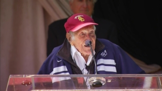 Louis Zamperini Named Rose Parade Grand Marshal