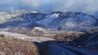 Freezing Temps Grip SoCal