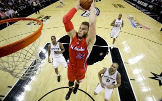 Clippers 2012 NBA Playoffs Run