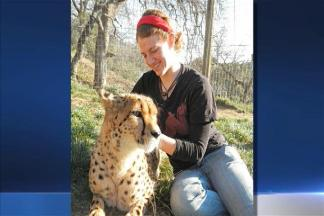 "Father: 24-Year-Old Lion Attack Victim Had ""Her Dream Job"""