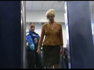 "Mayor Gets ""Virtual Strip Search"" at LAX"