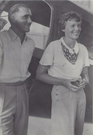 View Pics of Amelia Earhart, Documents