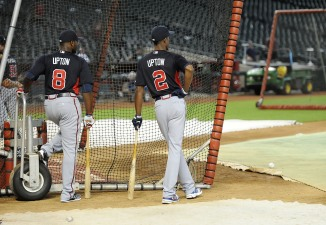 In Braves, Dodgers Also Take on Upton Brothers