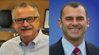 Bailey, Adkison Seek Mayor's Job in Riverside