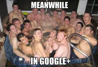 Google+ Is No Sausage 'Fest