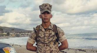 Alleged Gang Members Plead Not Guilty in Marine's Killing