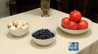 Superfoods to Fight Breast Cancer