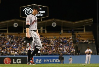 Dodgers Face Struggling Giants