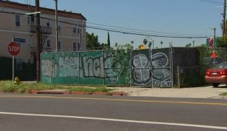 East Hollywood Residents Fed Up with Graffiti Problem