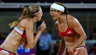 Three-Time Gold Medalists Win All-U.S. Final