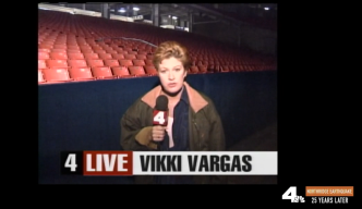 Northridge 25: Vikki Vargas Weeps Remembering the 'End of the World'