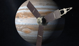 Juno Enters 'Scariest Part' of Jupiter Mission