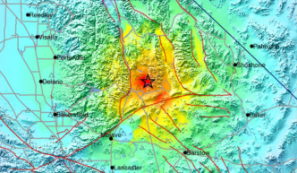 List: Southern California's Strongest Earthquakes in the Last 25 Years