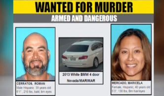 Man Wanted in Connection With Carson Killing and Girl's Abduction Has Been Arrested