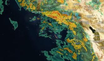 Flash Flood Warning Issued in LA County