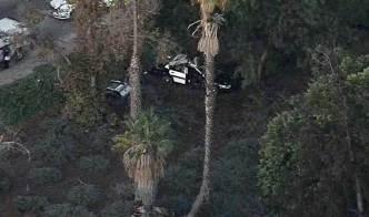 Carjacker Killed in Stolen Patrol Car Crash