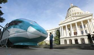 California Bullet Train Staff Recommends German Operator