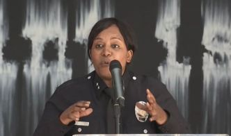 LAPD Celebrates First African-American Woman to Achieve Deputy Chief Rank