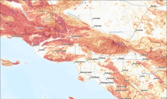 Interactive Map: See Areas Most Vulnerable to Landslides