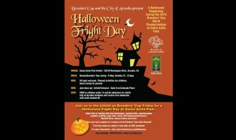 Halloween Fright Day at Santa Anita Park