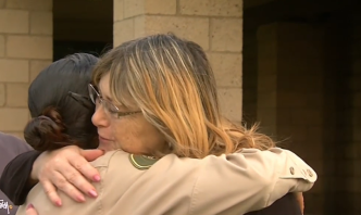 Heroic Actions of Sheriff's Deputy Save Woman's Life