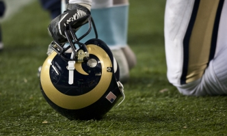 Rams Turn to Fans for Advice on New Fall Look