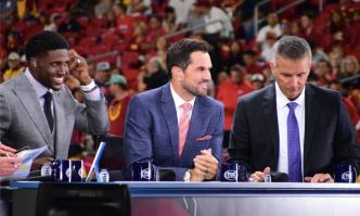 Reggie Bush Gets Hero's Welcome in Return To USC