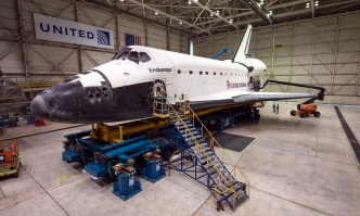 Endeavour's Journey Through South LA