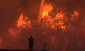 At a Glance: Southern California Wildfires