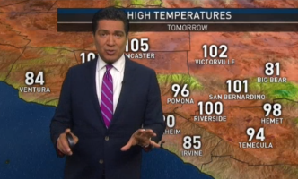 Excessive Heat Goes Away, but Humidity Moves in.