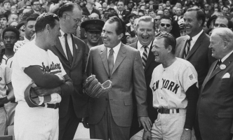 A Look Back at US Presidents at All-Star Games in DC