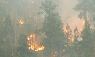 17,000-Acre Lake Fire Estimated to Cost $5M