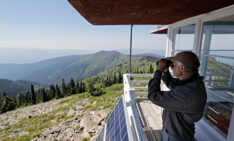 Vigilant, Patient Lookouts Still Crucial to Stopping Fires