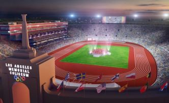 Split Ceremonies at 2 Stadiums Proposed for 2024 Olympics