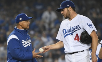 Dodgers' Rich Hill Says President's Focus Should Be On Nation