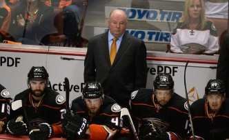 Ducks Fire Coach Boudreau After First-Round Exit