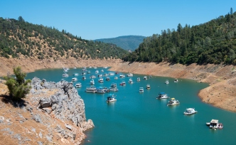 California Marks the End of Another Dry Water Year