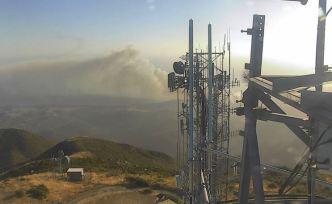 Fire Near Gaviota, El Capitan Grown to More than 400 Acres