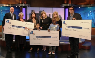 NBC4 Celebrates Recipients of its 21st Century Solutions Grant Challenge